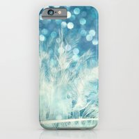 Feather & Sparkle iPhone 6 Slim Case