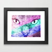 Gary Colours Framed Art Print