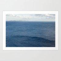 Big Sea 6597 Art Print