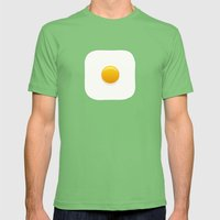 Good Morning, Sunshine Mens Fitted Tee Grass SMALL