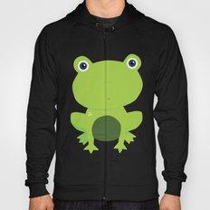 Green Frog Hoody