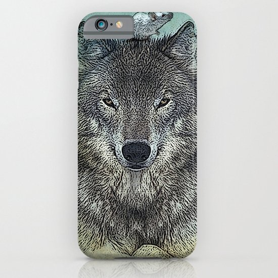 force and tiny iPhone & iPod Case