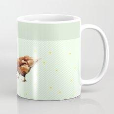 Une poule Mug