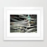 Hard Paper Framed Art Print