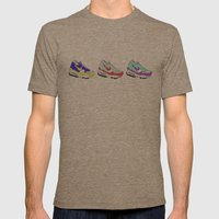 Nike Air Mens Fitted Tee Tri-Coffee SMALL