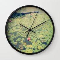 Still Waters Wall Clock