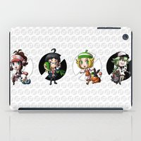 Pokemon Trainer WHITE iPad Case