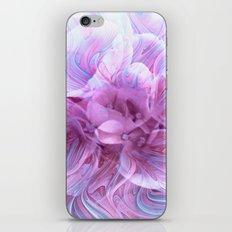 Fractal Flower 3 iPhone & iPod Skin