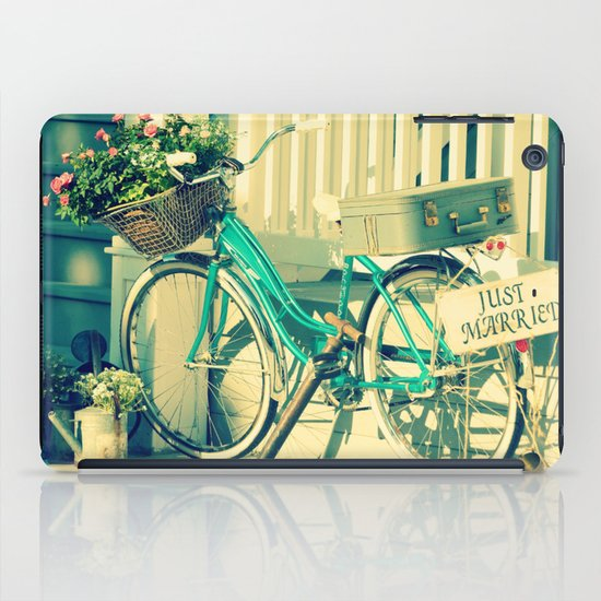 Just Married! iPad Case