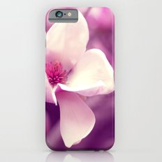 Lonely Flower - Radiant Orchid iPhone 6 Slim Case