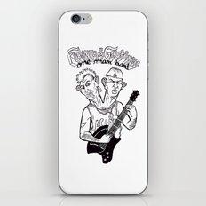 One man band iPhone & iPod Skin