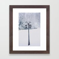 Welcome to Narnia Framed Art Print