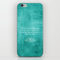 quoted  iPhone & iPod Skin
