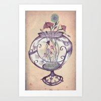 Terrarium #2 Art Print