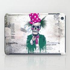 Skully Sam iPad Case