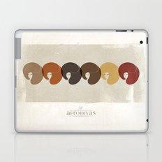 The Afro Divas Laptop & iPad Skin