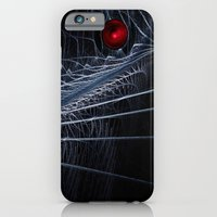 iPhone & iPod Case featuring Wired Force by Elaine C Manley