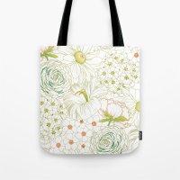 Big Blooms Tote Bag