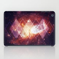 Shining Nebula - Red iPad Case