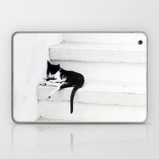 Black on White 2 Laptop & iPad Skin
