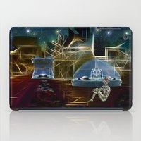 Do Aliens Get Lonely As … iPad Case
