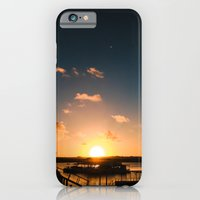 Sun is Going Down iPhone 6 Slim Case