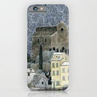 Winter Town iPhone 6 Slim Case