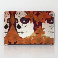 Calavera iPad Case