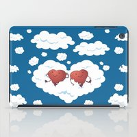 DREAMY HEARTS iPad Case