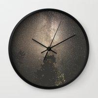Milky Way XX Wall Clock