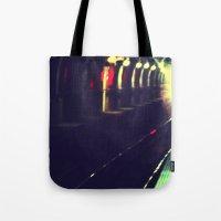 Do Not Walk Into The Lig… Tote Bag