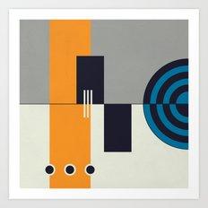 Abstract #200 Art Print