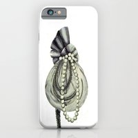 Pearly Lacyness iPhone 6 Slim Case