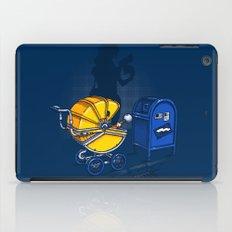 Sending it back iPad Case