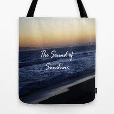 The Sound of Sunshine Tote Bag