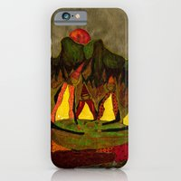 iPhone Cases featuring The Alchemists by Vera A. Fehér