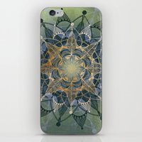 Heart Chakra iPhone & iPod Skin