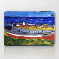Flota de Coquimbo iPad Case