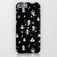 iPhone & iPod Case featuring Skeletoile by Polite Yet Peculiar