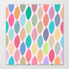 Lovely Pattern II Canvas Print