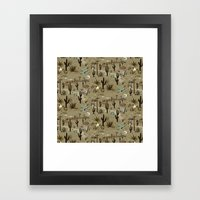 Snakebite Ranch Framed Art Print