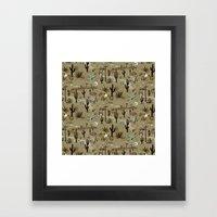 Snakebite Ranch Framed Art Print