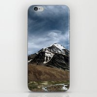 Majesty...the Mountain..! iPhone & iPod Skin