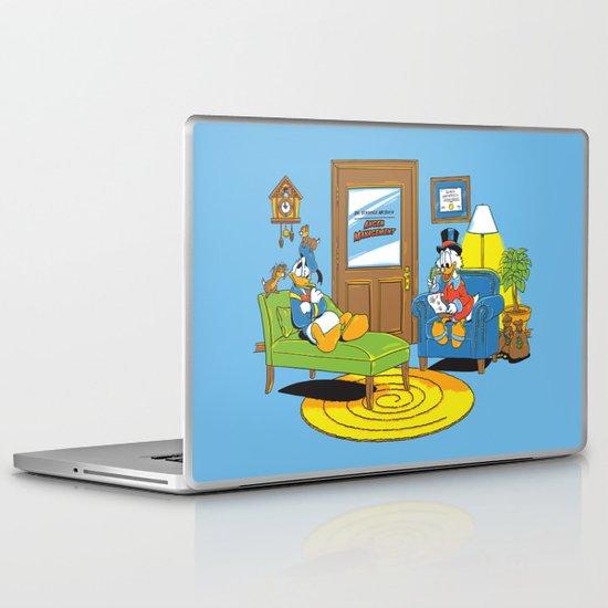 Quack Therapy Laptop & iPad Skin