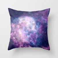 SPACE  Throw Pillow