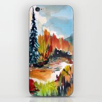 Autumn Color iPhone & iPod Skin
