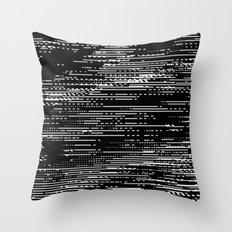 stitches Throw Pillow