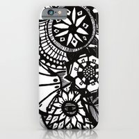 iPhone & iPod Case featuring my window view by Blanca MonQnill Sole