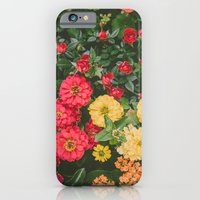 iPhone & iPod Case featuring Flowers by Hello Twiggs