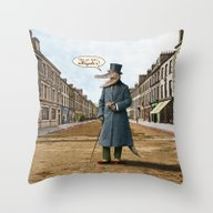 See Ya Later, Alligator! Throw Pillow